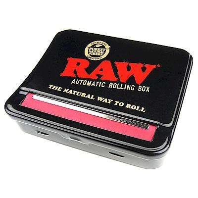RAW 西班牙進口-金屬製半自動捲煙器(7.9公分)
