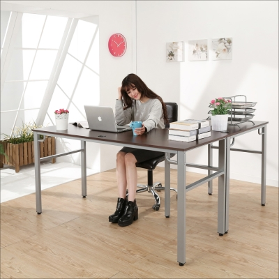 BuyJM 低甲醛防潑水L型穩重工作桌160+80公分-DIY