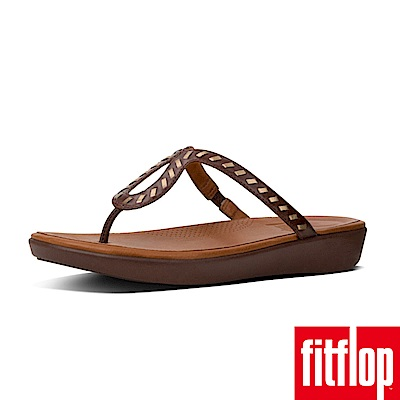FitFlop STRATA TOE-THONG SANDALS咖啡