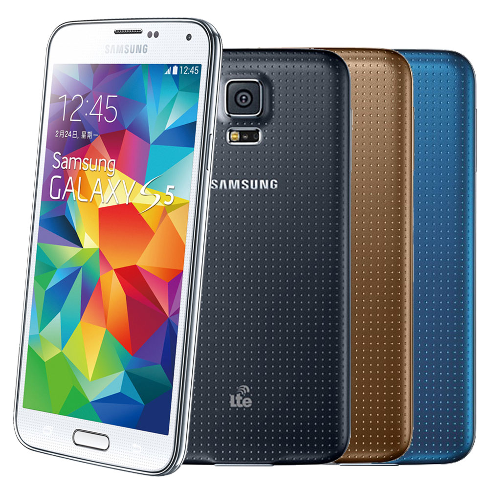 【福利品】Samsung Galaxy S5 32G 5.1吋四核心智慧旗艦機