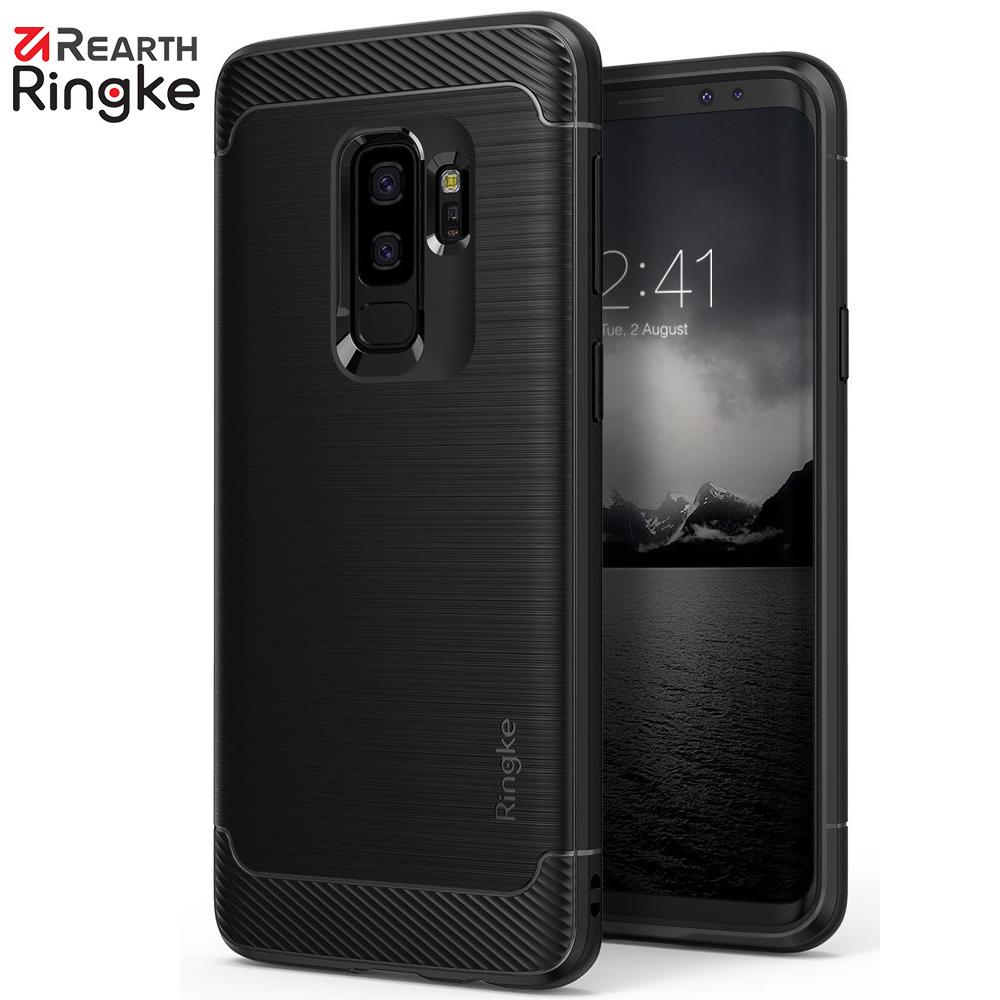 Ringke 三星 Galaxy S9 Plus [Onyx] 防撞緩衝手機殼 - 黑