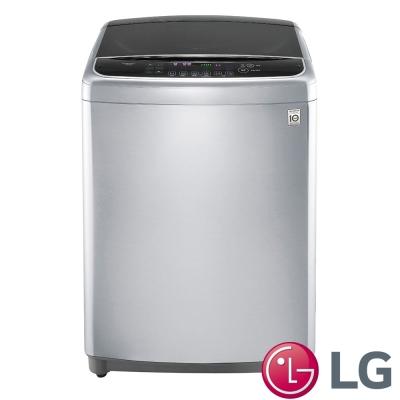 [無卡分期12期] LG樂金 17KG 變頻直立式洗衣機 WT-D176SG 典雅銀