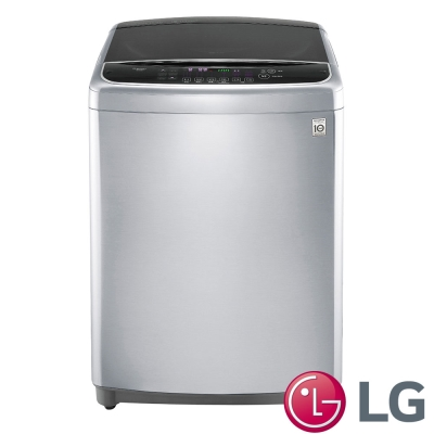 LG樂金 17KG 變頻直立式洗衣機 WT-D176SG 典雅銀