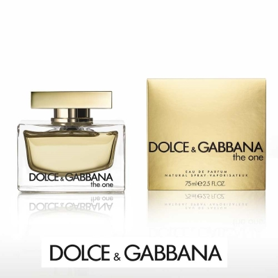 Dolce&Gabbana 唯我女性淡香精75ml