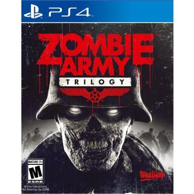 殭屍部隊三部曲 Zombie Army Trilogy-PS4中英文美版