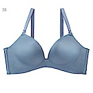 aimerfeel 優質超盛內衣-珍珠藍