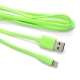 innowatt Lightning to USB 彩色扁平充電傳輸線