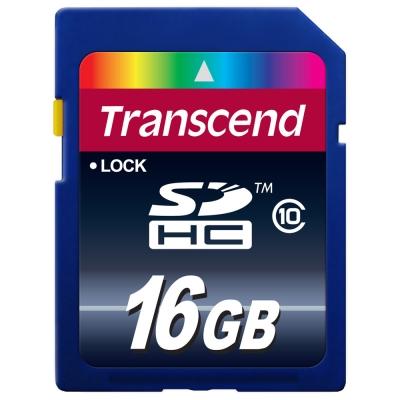 創見-SDHC-16GB-Class10-記憶卡