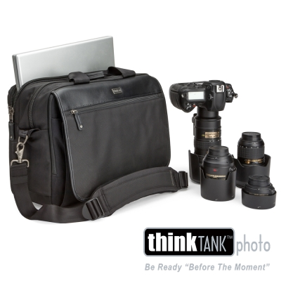 Think Tank - UD60 Classic 經典款斜背攝影公事包 - UD827