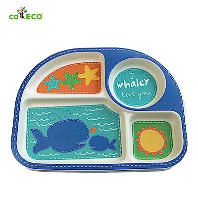 coeco竹纖維兒童餐盤