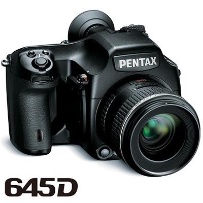 PENTAX-645D-DFA55mm單鏡組-公司貨