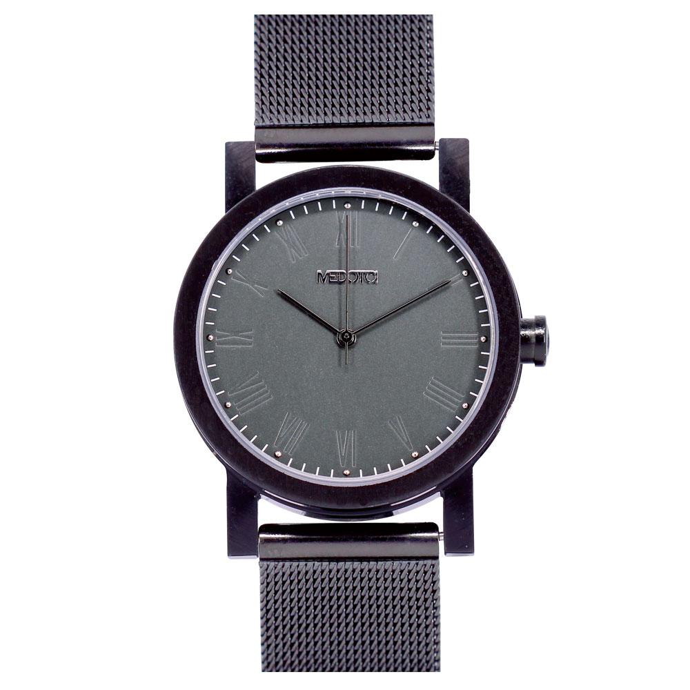MEDOTA 極簡輕薄手錶系列 – 女錶 IP黑/30mm