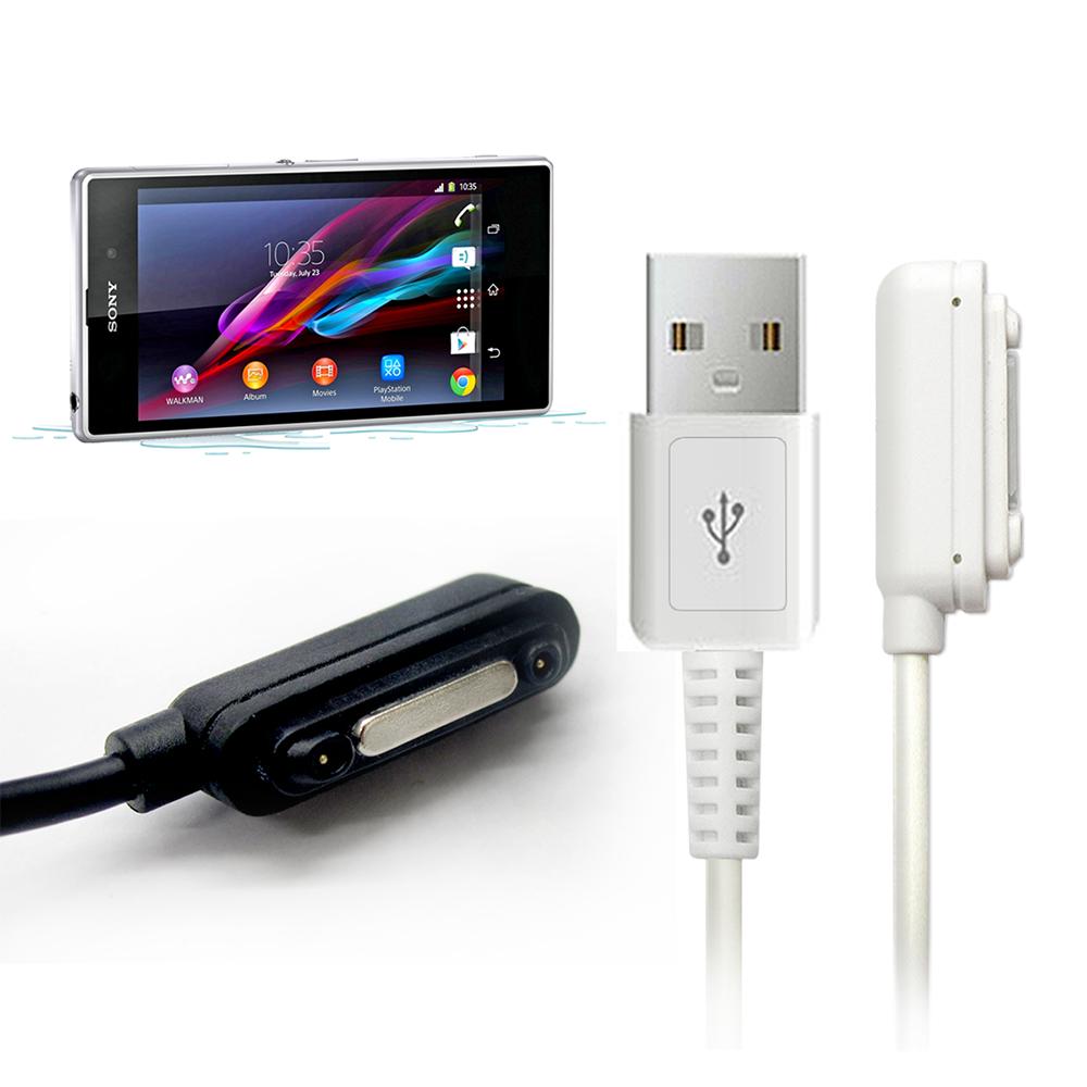 新一代加強款 SONY Z Ultra/Z1/Z1 Compact  / Z2 磁性充電線