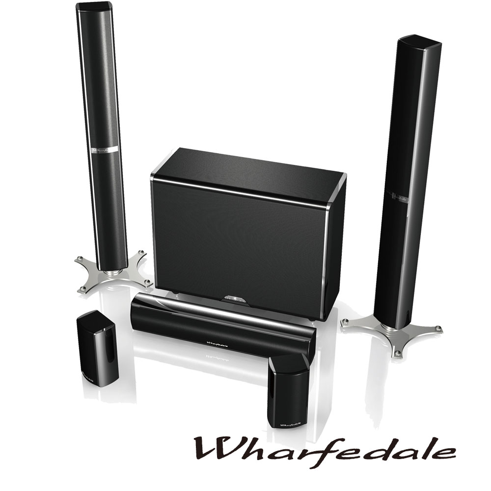 Wharfedale Achromatic系列5.1聲道組合(MICRO)