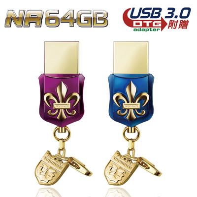 達墨 TOPMORE NR CRYSTAL USB3.0 64GB 頂級精品隨身碟