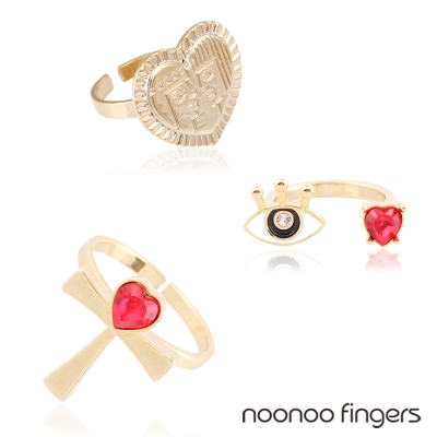 韓國Noonoo-Fingers-8H全館85折up