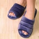 333家居鞋館 超柔軟家居拖鞋 藍色