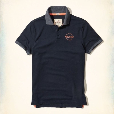 Hollister HCO POLO 藍色 0353
