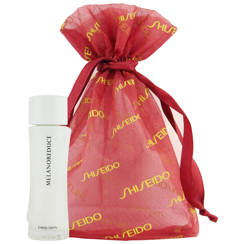SHISEIDO 資生堂 驅黑淨白亮膚乳 20ML〈贈  網紗束口袋〉
