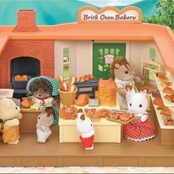 森林家族麵包屋