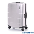 Samsonite新秀麗 28吋Tileum霧面防刮飛機輪硬殼TSA行李箱(霧銀)