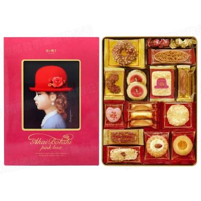 TIVOLI高帽子 粉紅帽禮盒(338.8g)