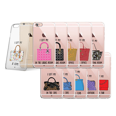 Patchworks 文創設計x名牌包款 iPhone6 /6S手機保護殼