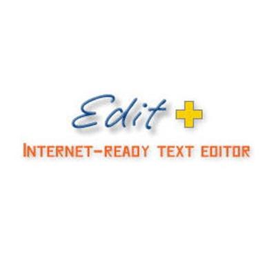 EditPlus (程式編輯器) 單機授權 (下載版)