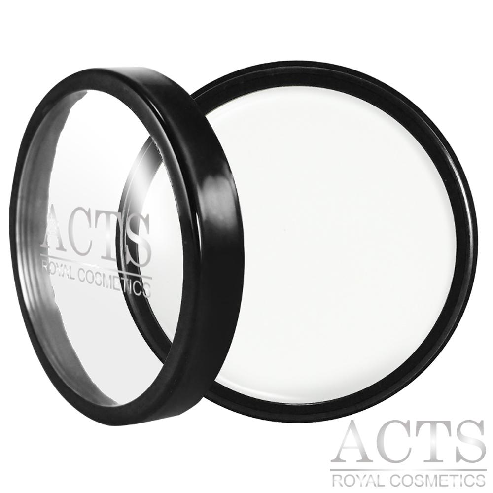 ACTS維詩彩妝 淨透無暇粉底膏  白色8501