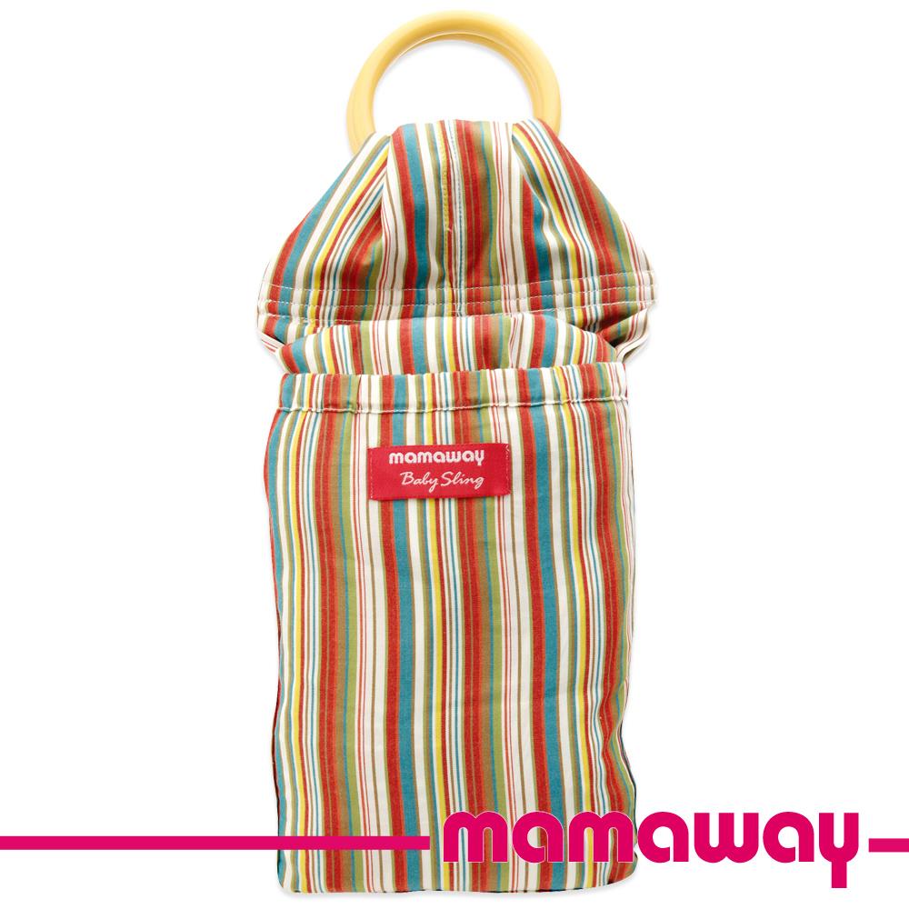 Mamaway 凱隡沙拉哺乳揹巾