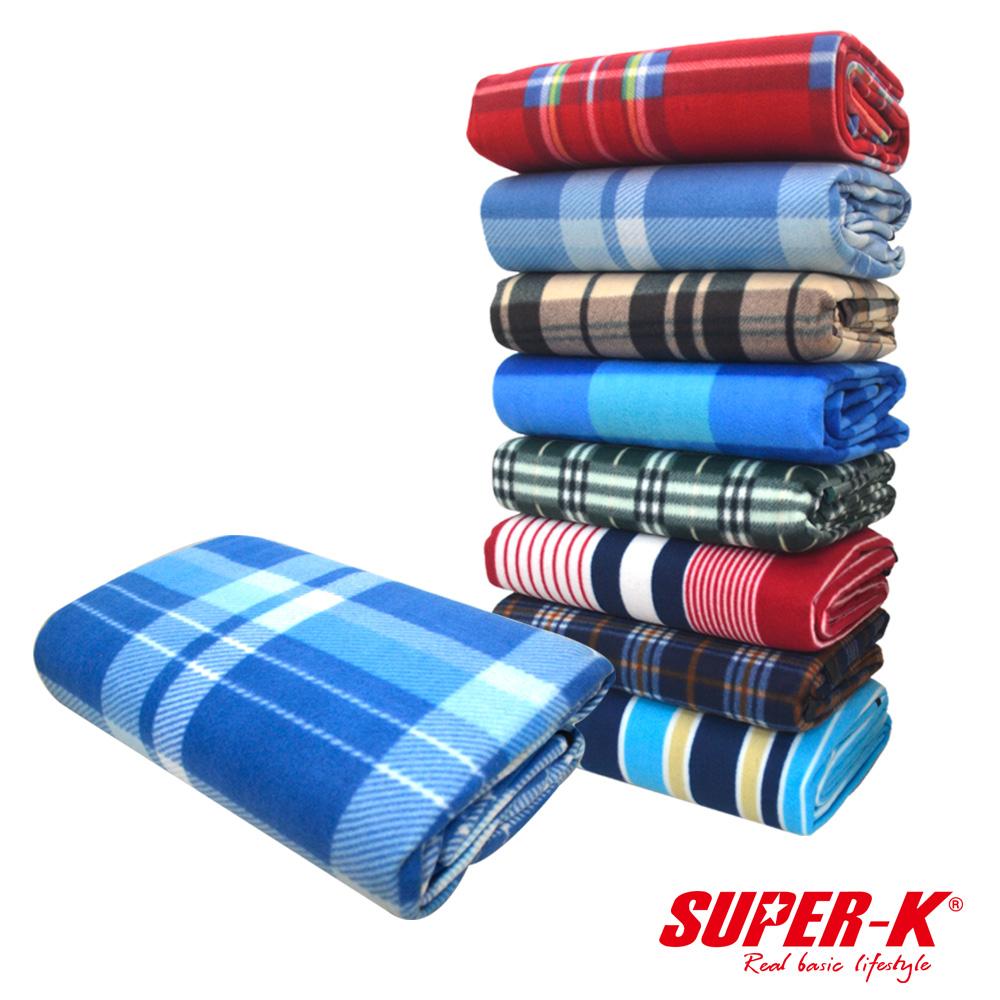 《凡太奇》SUPER-K。多用途時尚雙層野餐墊 SFA43136 -隨機出色快速到貨