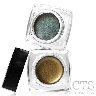 ACTS 維詩彩妝 金屬色恆彩眼影霜 共二色