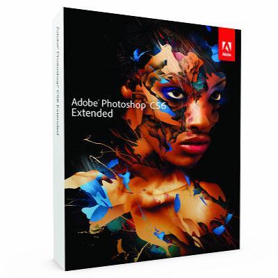 Adobe CS 6 Photoshop Extended 13.0中文盒裝
