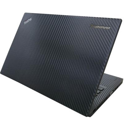 EZstick Lenovo X240 專用 Carbon 黑色立體紋機身貼(DIY包膜)