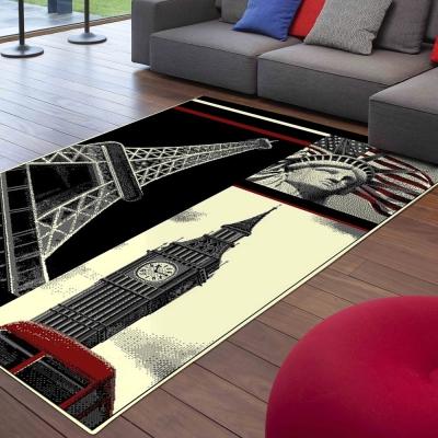 寶萊 美式流行地毯 - 美國指標 (160 x 225cm)