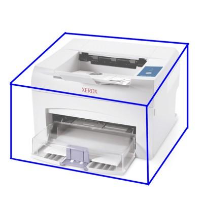 印表機防塵套 - Fuji Xerox Phaser 3124 黑白雷射印表機