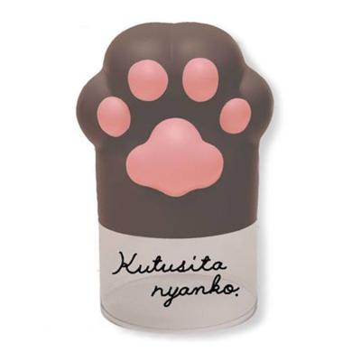 小襪貓辦公文具周邊系列迴紋針組-小棕貓