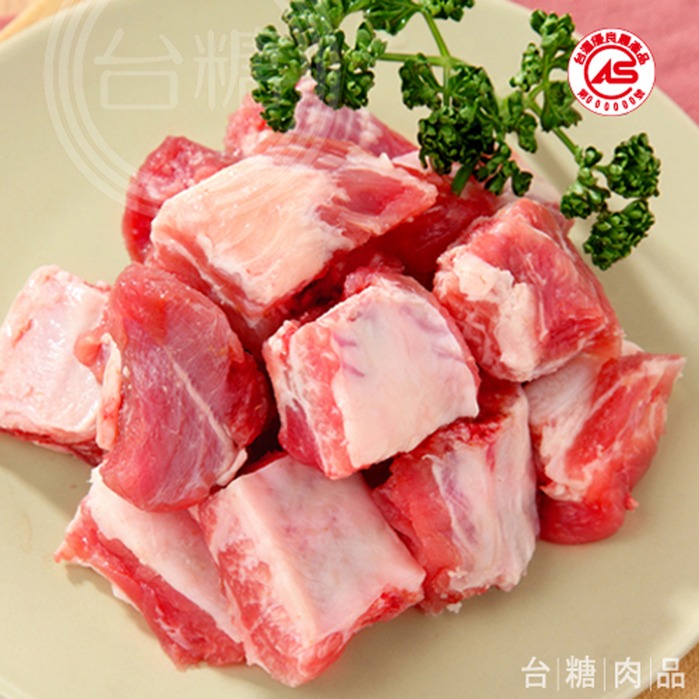 台糖 豬小排肉(肋排)3kg量販包