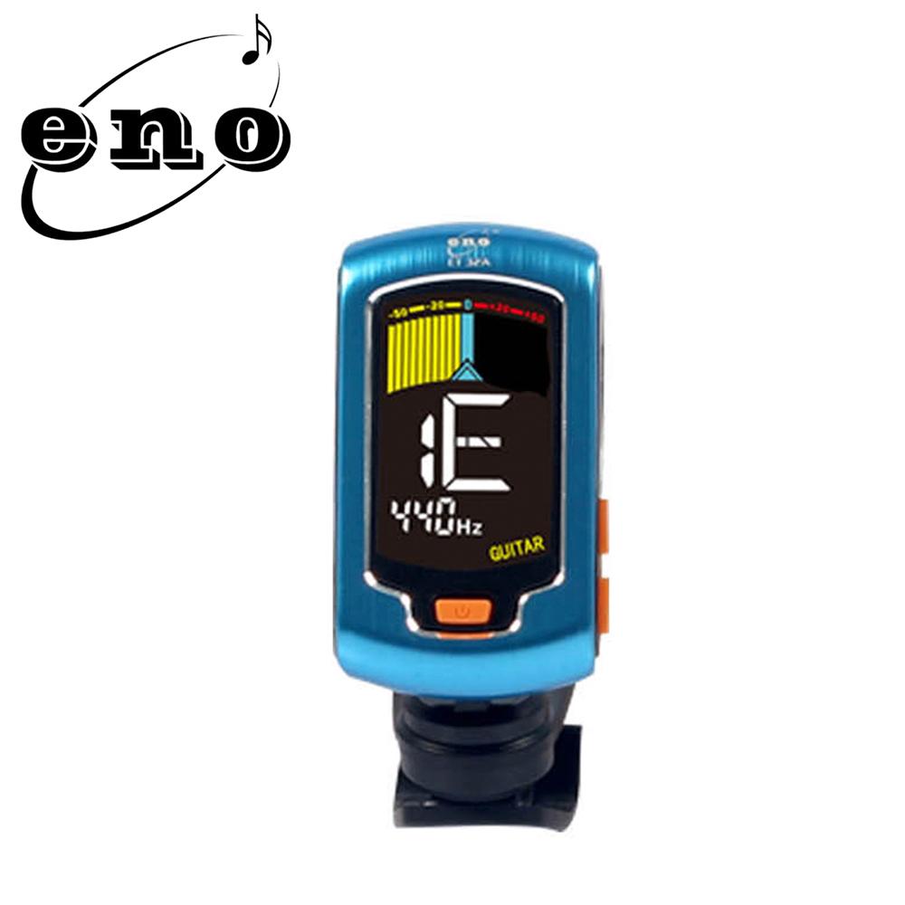 ENO ET32A 夾式調音器 金屬面板限定款