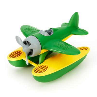 美國【greentoys】戲水上飛機
