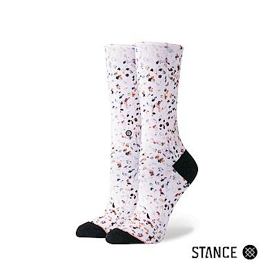 STANCE CHIQUETA-女襪-休閒襪-五彩紙花設計款