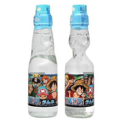 齊藤飲料  航海王彈珠汽水 (200ml)