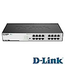D-Link DGS-1016D 16埠桌上型超高速乙太網路交換器(綠能版)