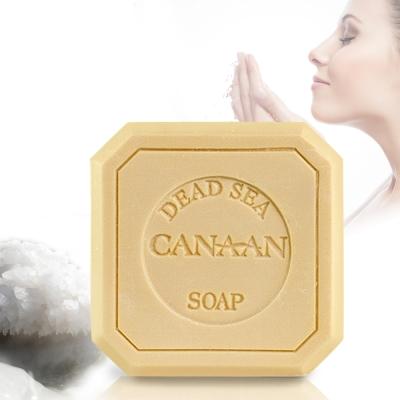 以色列CANAAN死海鹽礦物菁華洗面皂100g