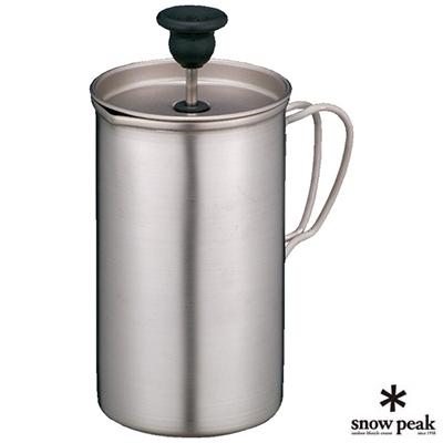 Snow Peak CS-111 法國壓咖啡杯