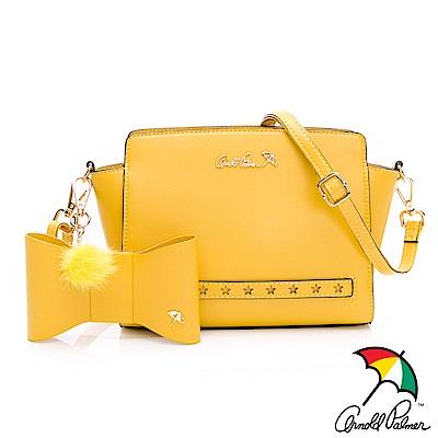 Arnold Palmer - 斜背包 DOLLY系列-黃色
