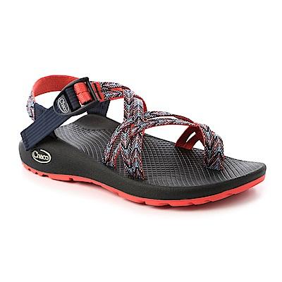 美國Chaco。女越野運動涼鞋細織夾腳款CH-ZCW04HE42 (映像日蝕)