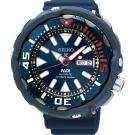 SEIKO Prospex PADI 聯名潛水限量機械腕錶(SRPA83J1)-藍