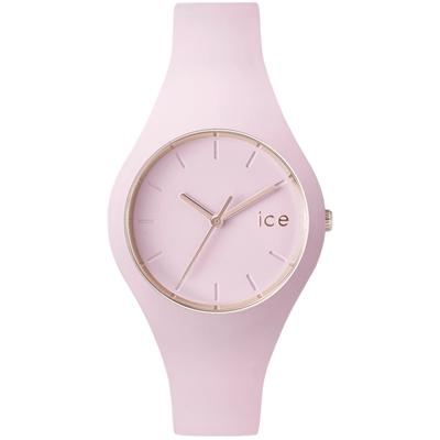 Ice-Watch 粉彩系列 甜美糖果腕錶-粉紅/38mm