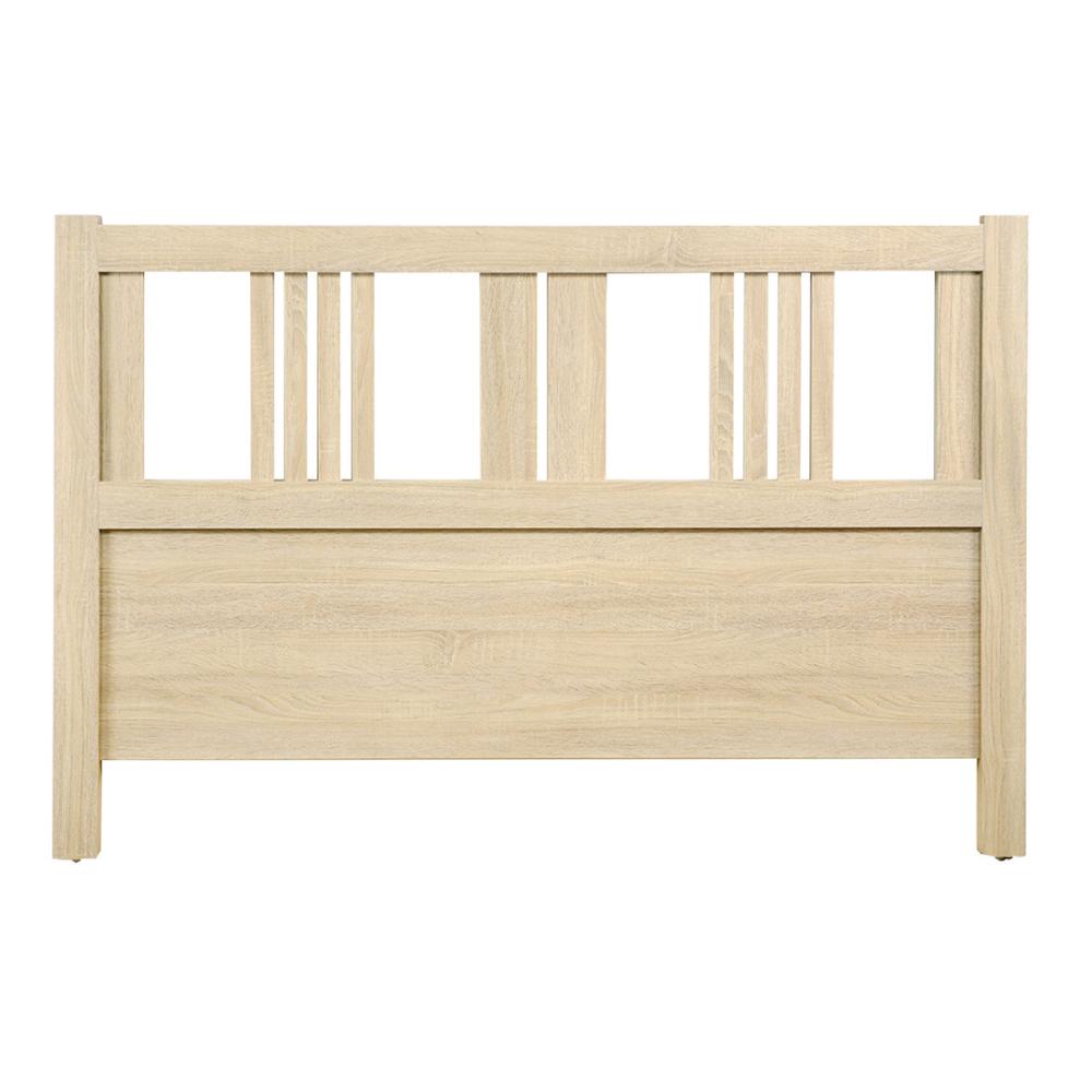 AS-彼得5尺原切橡木床頭片-154x4x99cm